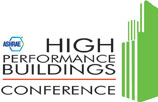 ASHRE High Performance Buildings Conference